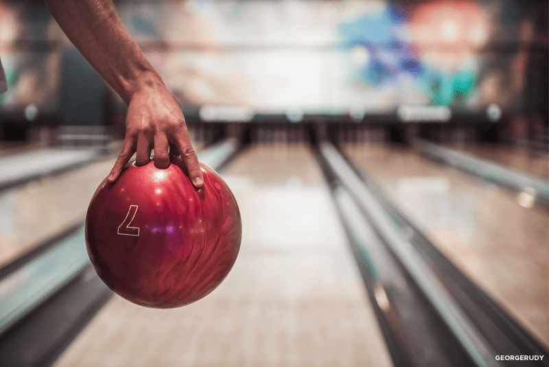 WD-40 no bowling