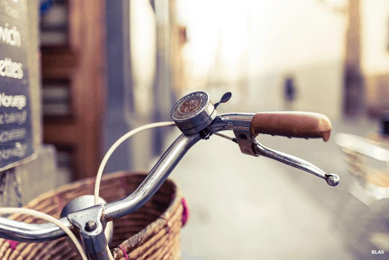 Limpar os cromados da bicicleta