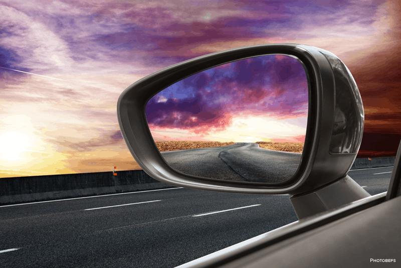 Cuidados com os espelhos retrovisores do carro - WD-40