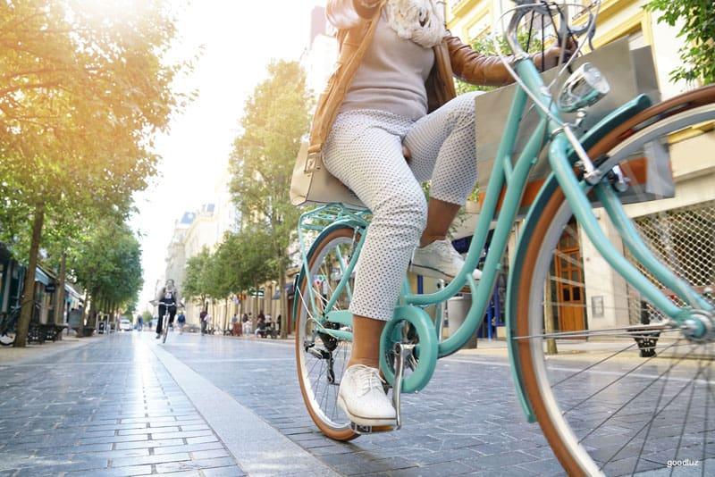 Eliminar ranger da bicicleta a pedalar - WD-40