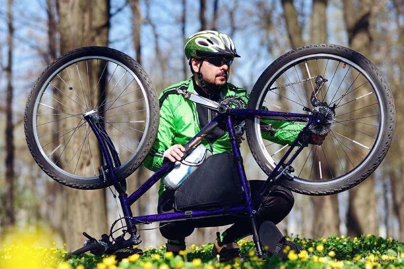 Guia e conselhos para trocar pneu de bicicleta - WD-40