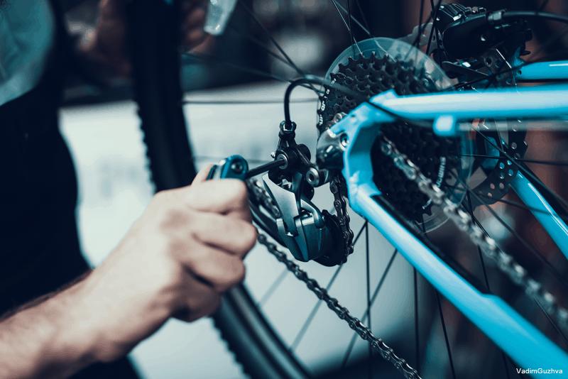 Conselhos mautencao bicicleta WD-40