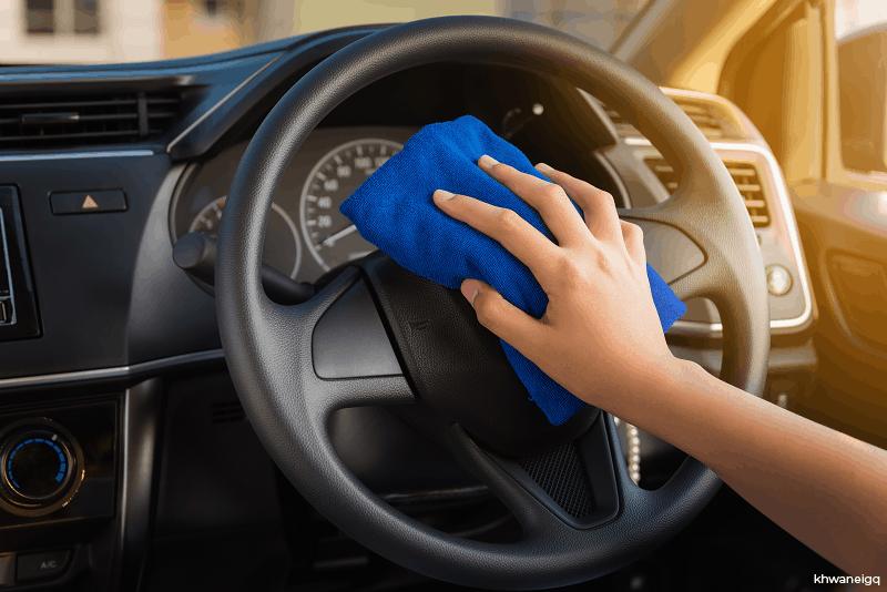 limpeza interior automovel